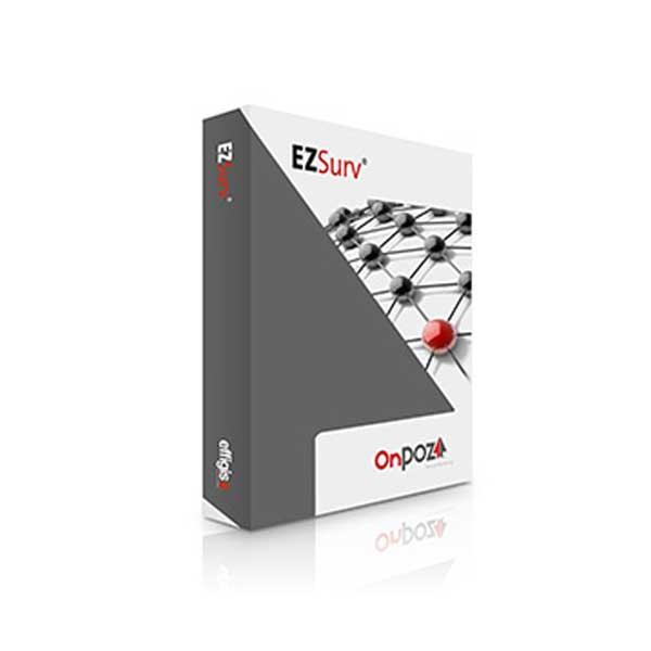 نرم افزار پس پردازش EZSURV
