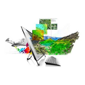 نرم افزار پردازش تصاویر هوایی Pix4Dmapper Pro